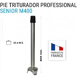 PIE TRITURADOR M400 SENIOR DYNAMIC