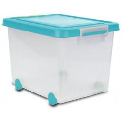ROLLING BOX 60L - CAJA CON RUEDAS Y TAPA
