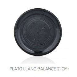PLATO LLANO BALANCE 21 CM BY BONE