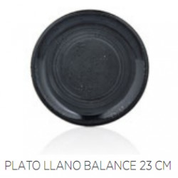 PLATO LLANO BALANCE 23 CM BY BONE