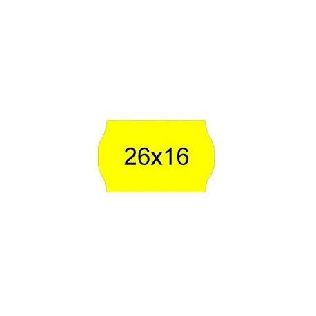 PAQUETE ROLLOS ETIQUETAS ONDA 26X16 CONGELADO (10 ud)