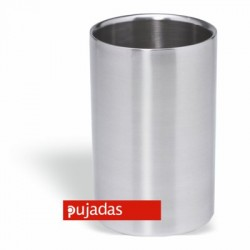 ENFRIADOR BOTELLAS ISOTERMICO INOX (DOBLE PARED) PJ