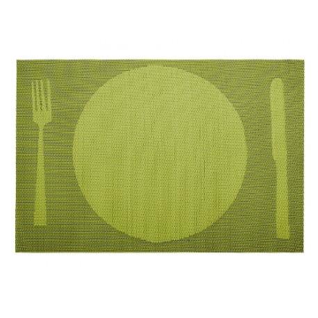 MANTEL INDIVIDUAL SAMUI 45x30 cm Verde