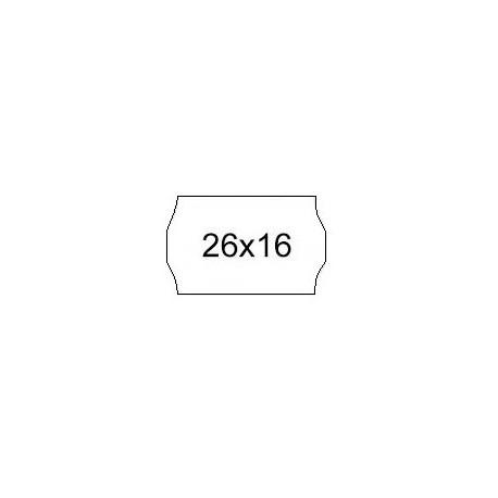 CAJA ETIQUETAS ONDA 26X16 (40 ud)