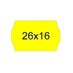 CAJA ETIQUETAS ONDA 26X16 CONGELADO (40 ud)