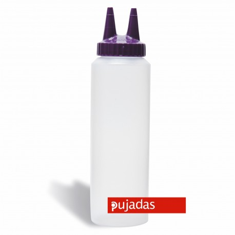 DISPENSADOR A PRESION DOBLE 200 ml PUJADAS