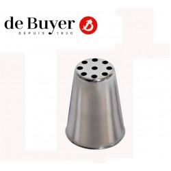 BOQUILLA INOX PARA FIDEO DE BUYER