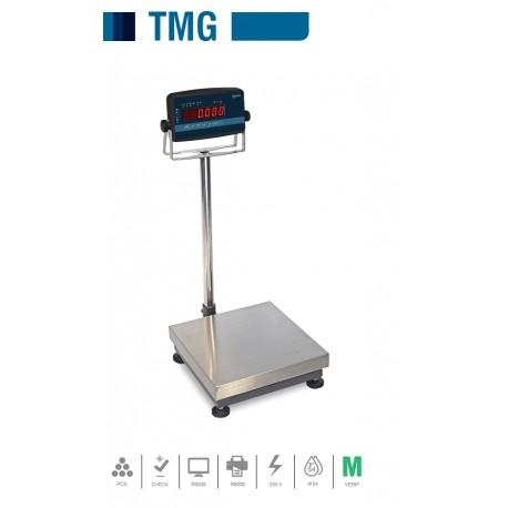 BASCULA MONOCELULA BAXTRAN TMG+VISOR GI400