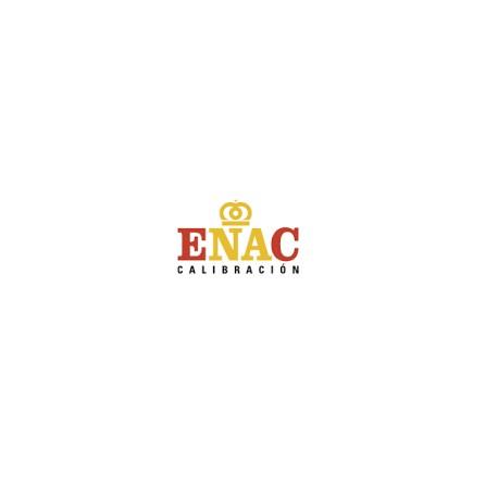 CERTIFICADO ENAC CALIBRACION PARA MASAS DE 1 MG A 10KG