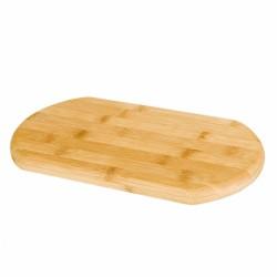TABLA DE MADERA OVAL  170X300X15mm