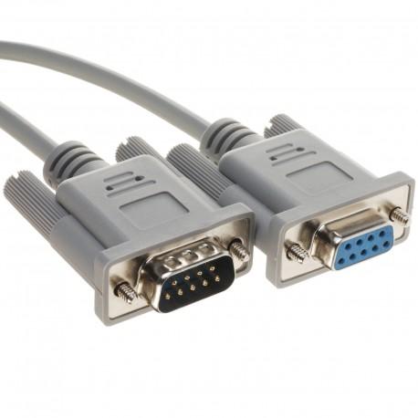 CABLE IMP. DB9M/DB9H 1.8
