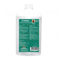 BOTELLA GEL ETANOL 840 g