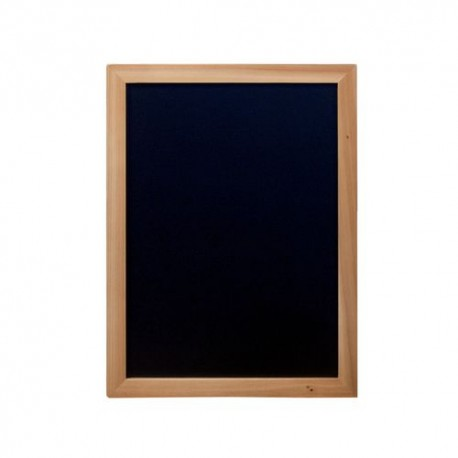PIZARRA DE PARED WOODY 20x40cm TECA