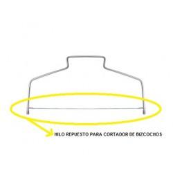 HILO 42 cm CORTADOR BIZCOCHOS (5 ud)