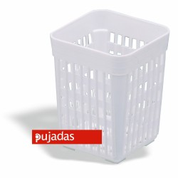 CESTA PARA CUBIERTOS 10x10x14 cm