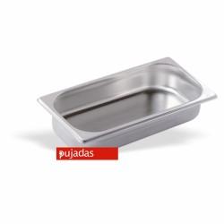 CUBETA GASTRONORM GN 1/3 INOX 18/10 PJ