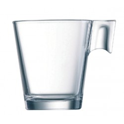 TAZA CRISTAL AROMA 22 cl (12 ud)