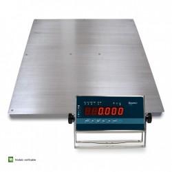BASCULA BAXTRAN 4 CELULAS BGI 1500x1500 mm