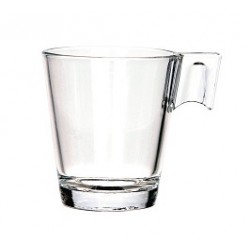 TAZA CRISTAL AROMA 8 cl (12 ud)