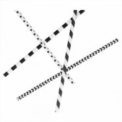 Canutillos Pajitas Cañas de papel