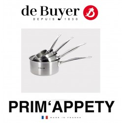 CAZO DE ACERO INOXIDABLE PRIM´APPETY DE BUYER