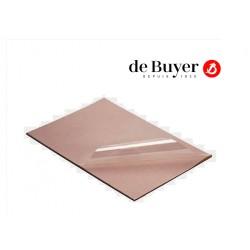 HOJA PLASTICO PARA CHOCOLATE 30x20 cm (5 ud) DE BUYER