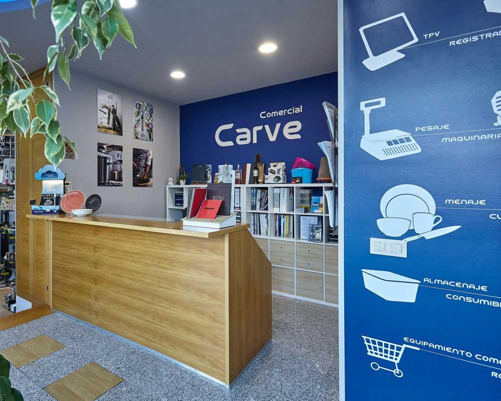 Comercial Carve Atención al cliente